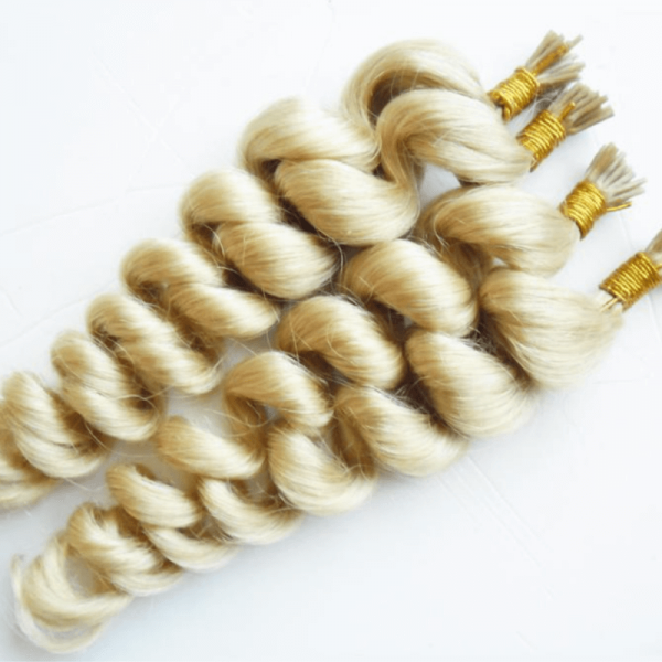 loose wave itip microlink extensions